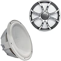 Wet Sounds Revo 10 Marine Subwoofer & Grill - White - 4 Ohm
