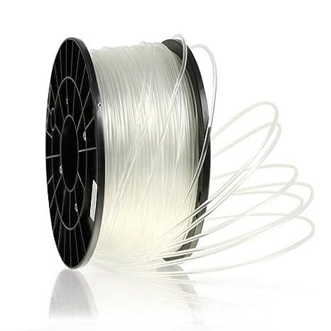 Kaiser Tech filamento para impresora 3d transparente Edition 1 kg ...