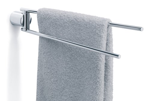 Blomus Towel Rail, 2 Arm Blomus Stainless Steel Shelf