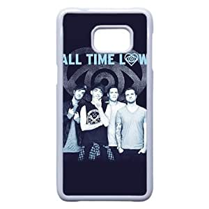 Samsung Galaxy S6 Edge Plus case (TPU), all time low future hearts poster Cell phone case White for Samsung Galaxy S6 Edge Plus - FFFG4161378