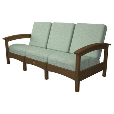 (POLYWOOD TXC71TH-5413 Deep Seating Sofa, Tree House/Spa)