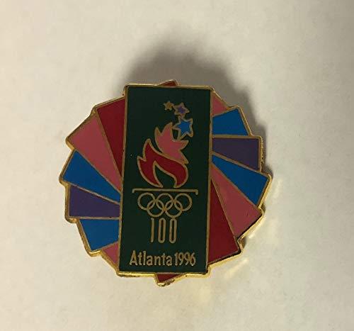 (1996 Atlanta Olympic Pin)