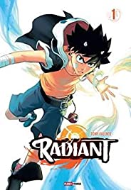 Kit Radiant Vols. 1-5