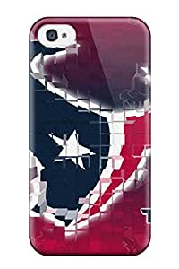 Best houston texans NFL Sports & Colleges newest iPhone 4/4s cases