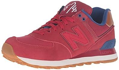 New Balance Women's 574 New England Pack Fashion Sneaker