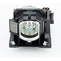 Quality Compatible DT01091 / CPD10LAMP Replacement Lamp for HITACHI CP-AW100N/D10/DW10N,ED-AW100N/AW110NED-D10N/ED-D11N Projector Bulb/Lamp with Housing 180 Watt 180 Days Warranty