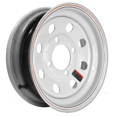 "Martin Wheel R-124-MM 4-Hole Steel Mod Trailer Wheel (12x4"" / 4x4"")"