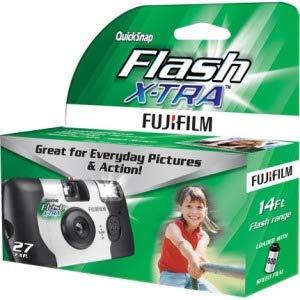 Fujifilm QuickSnap Flash X-TRA 800