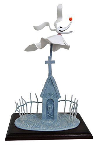 DIAMOND SELECT TOYS The Nightmare Before Christmas: Zero Deluxe Doll ()