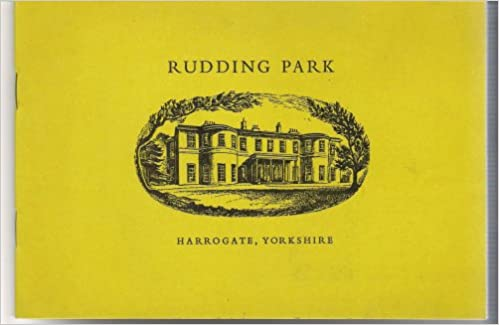 Rudding Park Harrogate Yorkshire Amazon Co Uk Sacheverell Sitwell Books