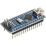 HiLetgo 1PC Nano V3.0 ATmega328P 5V 16MHz CH340G USB Micro-controller Development Board Compatible to Arduino