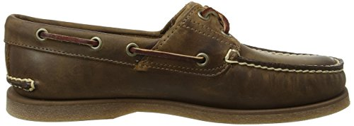 Smooth Bateau Roughcut Gaucho Classic Eye 2 Marron Timberland Homme Chaussures vFwSzInvqx