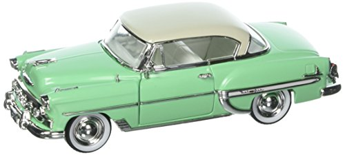 Jada 1:24 - Showroom Floor - 1953 Chevrolet Bel Air Hard Top (Green/White Top) - MiJo Exclusives ()