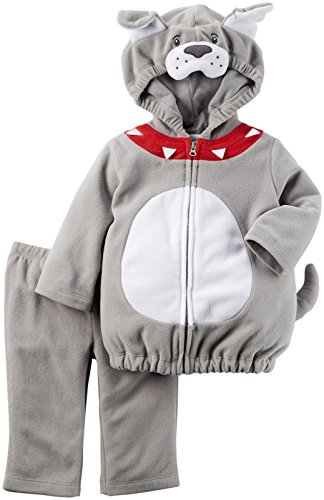 Carter's Baby Boys' Costumes, Grey, 12 Months ()