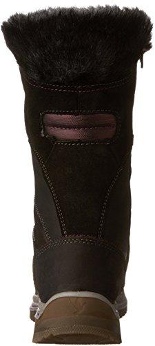 Canada Santana Women's Black Morella Boots Snow AqBx06