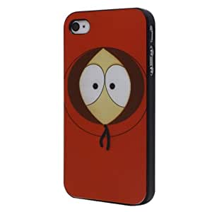 Cartoon Eyes Hard Back Fitted Case Cover Shell for iPhone 4 4S