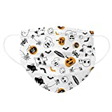 goalBY 50PC Kids Face Cover Industrial 3-Ply Design