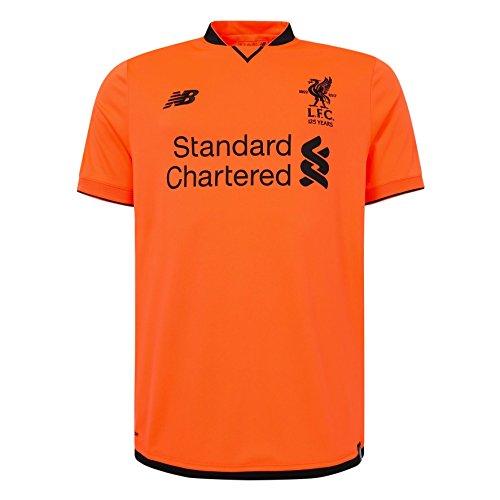 new concept 1a493 ca814 Liverpool FC LFC Kids Replica Third Shirt 17/18 Official ...