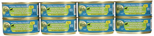 Precise 726504 24-Pack Holistic Complete Grain Free Chicken Food for Pets, 5.5-Ounce