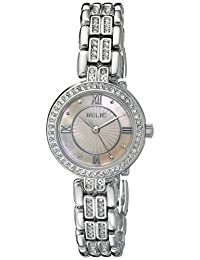 Relic Women's ZR34344 Haven Analog Display Analog Quartz Silver Watch