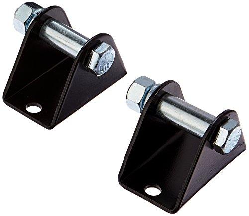 TeraFlex 1203700 J/XJ/ZJ Front Lower Shock Bar Pin Eliminator Kit