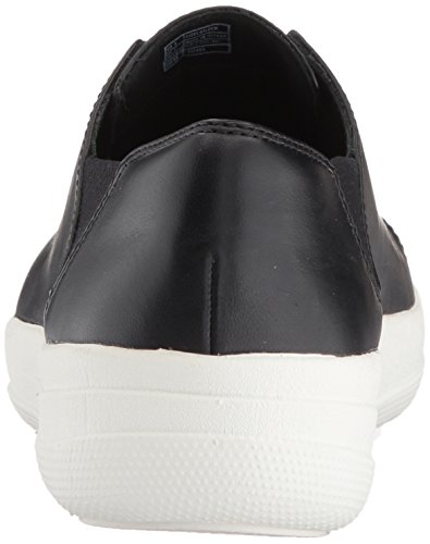 Sneaker up FitFlop Leather Black Black Sporty Lace Women F tXwqXxYH