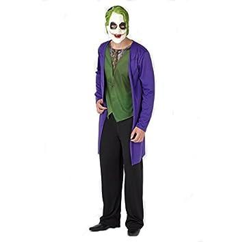 Officially Licensed Dc Comics Joker Halloween Fancy Dress