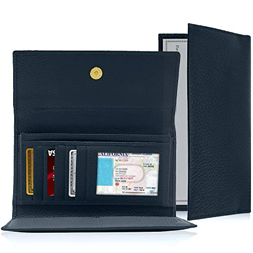 ch Wallets For Women - Ladies Wallet RFID With Removable Checkbook Holder Organizer Gifts For Women ()