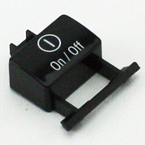 Bosch Drawer Dishwashers - Bosch 00184590 Dishwasher Power Switch Button Genuine Original Equipment Manufacturer (OEM) Part
