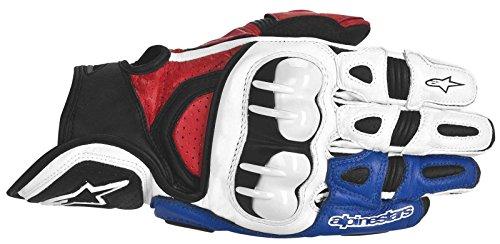 Alpinestars Leather Street Motorcycle Gloves
