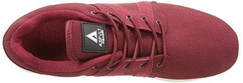 Asfvlt Super - Zapatillas Unisex adulto Rojo