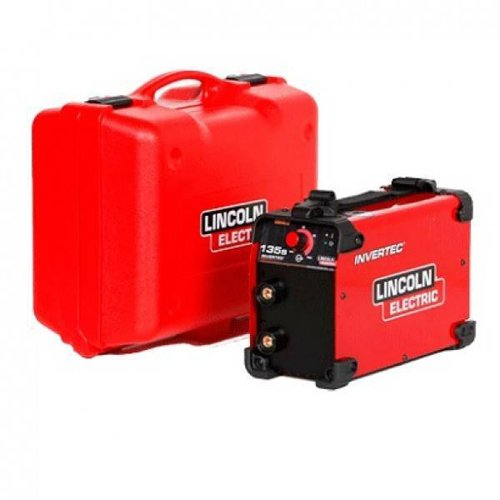 Lincoln Electric 0004900 Soldadora Inverter con Electrodo, 224 mm x 148 mm x 315 mm, 10-120 A: Amazon.es: Industria, empresas y ciencia
