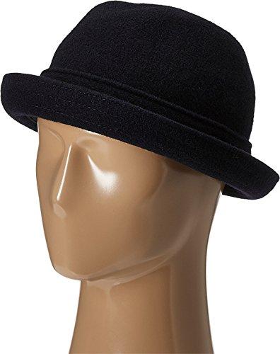 Kangol Player Wool - Kangol Unisex-Adult's Wool Player Cap, Dark Blue, M