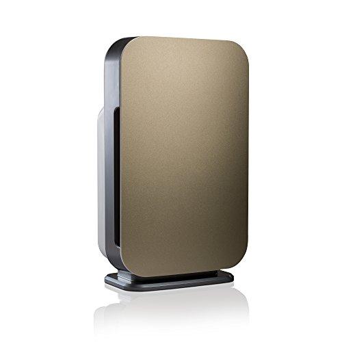 Alen BreatheSmart Flex Air Purifier for Bedrooms & Living Rooms - HEPA Filter for Pet Dander & Odor - 700 sqft - Gold Champagne