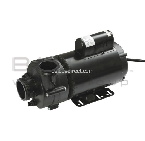 Balboa Vico Ultimax 6hp Pump Motor Complete 1016174