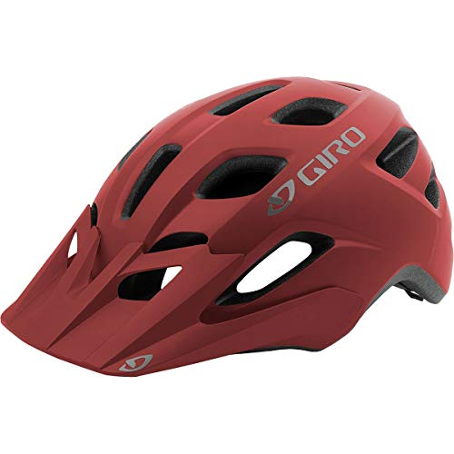 (Giro Fixture MIPS Bike Helmet,Matte Dark Red,One)