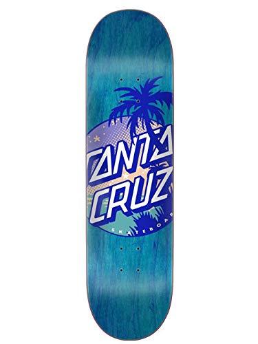 Santa Cruz Skateboard Deck Palm Dot 8.25