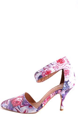 Campbell Jeffrey Violet Femme Cuir Talons Chaussures MCBI163006O Jeffrey À Campbell qHEnZCww
