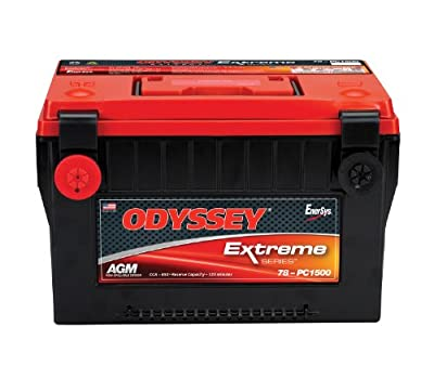 Odyssey Batteries 78 PC1500-A Automotive/Light Truck and Van Battery