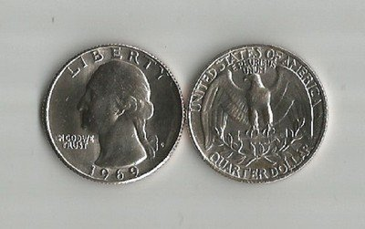 Amazon com: 1969-D Washington Quarter: Collectible Coins
