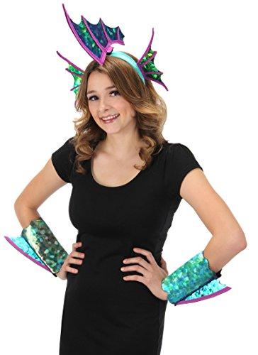 elope Seahorse Mermaid Shimmer Fin Arm -