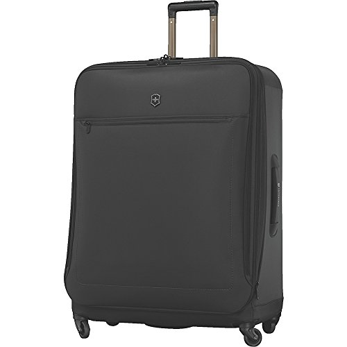 Victorinox Avolve 3.0 Extra-Large Expandable Spinner, Black by Victorinox