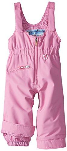 Obermeyer Girls Snoverall Pants, 6, Rosebud