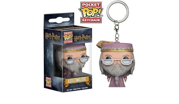 Llavero Pop Dumbledore de Harry Potter: Amazon.es: Juguetes ...