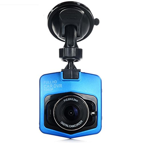 ARINLA Dash Cam, GT300 2.4' Full HD 1080P PODOFO Car DVR Vehicle Camera Video Recorder With Night Vision