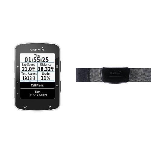 Garmin Edge 520 + Monitor de frecuencia cardiaca premium