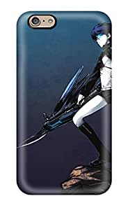 Case Cover Black Rock Shooter Anime Other/ Fashionable Iphone 4/4S