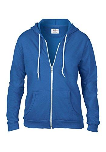 Sudadera con capucha Mujer Sweatshirt Sweatjacket Royal Blue