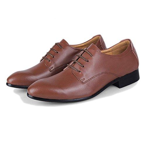 Business Formal Soled Classic Man À Chaussures Cuir En Main La OzaOqr