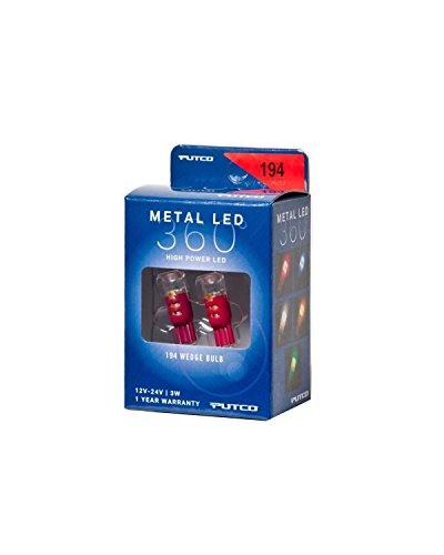 (Putco Lighting 340194R-360 Metal LED Bulb)